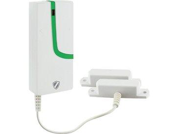 Schwaiger Garagen- und Schiebetürensensor »Green Guard«, weiß, Weiß