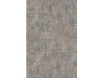 PARADOR Packung: Vinylboden »Basic 2.0 - Fliese Mineral Grey«, 612 x 305 x 2 mm, 4,1 m², grau, grau