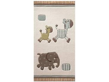 Esprit Kinderteppich »Kids Collection2«, rechteckig, Höhe 10 mm, natur, 10 mm, beige