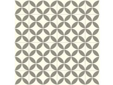 Andiamo ANDIAMO Vinyl-Boden »Trendy«, grau, 200 cm, grau/weiß