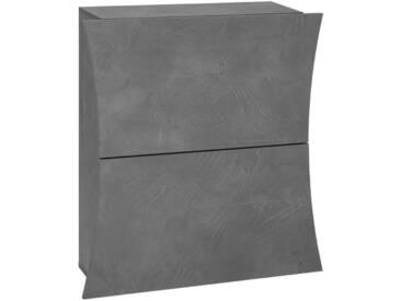 Tecnos Schuhschrank »Arco«, grau, zementfarben