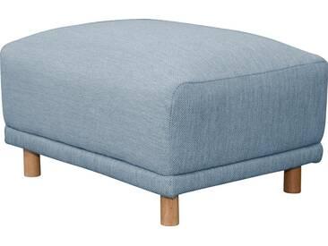 andas Hocker »Maroon« in skandinavischem Design, blau, blau