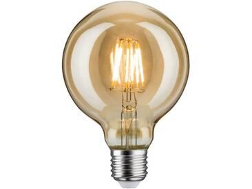 Paulmann »E27 Goldlicht dimmbar Vintage Globe95 6W« LED-Leuchtmittel, E27, 1 Stück, goldfarben, goldfarben