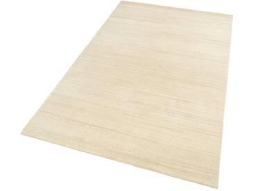 THEKO Teppich »Nakarta 1«, rechteckig, Höhe 16 mm, von Hand geknüpft, natur, 16 mm, beige