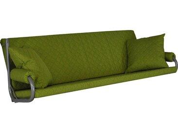 Angerer Freizeitmöbel ANGERER FREIZEITMÖBEL Hollywoodschaukelauflage »Joy«, (L/B): ca. 178x180 cm, grün, 1 Auflage, grün