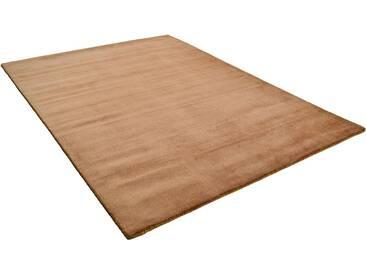 THEKO Teppich »Melbourne 1000«, rechteckig, Höhe 12 mm, braun, 12 mm, braun