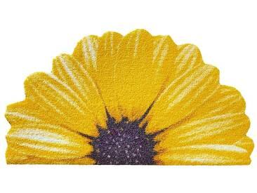 Salonloewe SALONLOEWE Fußmatte, gelb, gelb