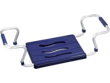 WENKO Badewannenaufsatz »Secura«, blau, blau