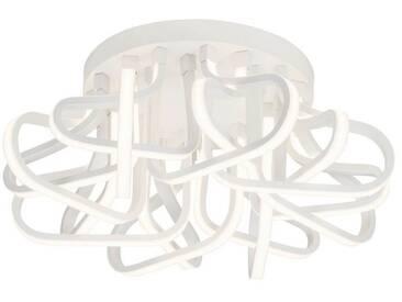 AEG Kevina LED Deckenleuchte 60cm weiß, weiß, weiß