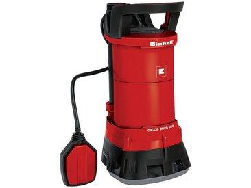 Einhell EINHELL Schmutzwasserpumpe »GE-DP 3925 ECO«, 10.000 l/h max. Fördermenge, rot, rot