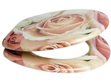 Sanilo SANILO WC-Sitz »Rosa Rose«, rosa, rosa