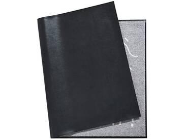 Salonloewe SALONLOEWE Fußmatte Hereingestürmt, waschbar, grau, grau/weiß