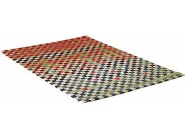 Impression Teppich »Vintage 1603«, rechteckig, Höhe 13 mm, bunt, 13 mm, bunt
