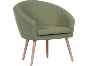 Gutmann Factory Sessel »Pietro« in toller Farbvielfalt, grün, grün