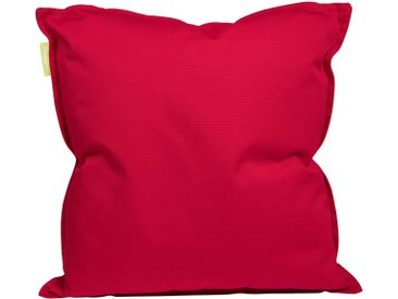 OUTBAG Kissen »Cushion 50/50 Plus«, Indoor / Outdoor geeignet, rot, rot