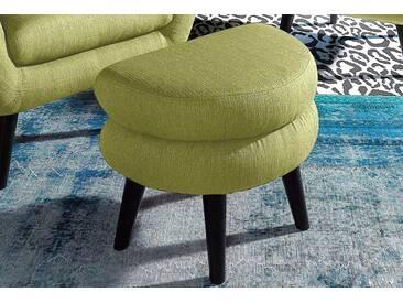 INOSIGN Hocker im Retro-Style, grün, grün