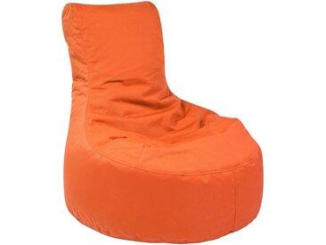 OUTBAG Sitzsack »Slope Plus«, wetterfest, für den Außenbereich, BxH: 85x90 cm, orange, orange