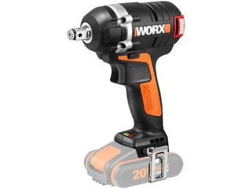 Worx WORX Akku-Schlagschrauber »Brushless WX279.9«, 20V, schwarz, schwarz