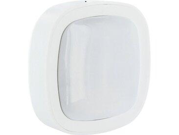 Schwaiger SCHWAIGER Bewegungsmelder zur Raumüberwachung »Smart Home«, weiß, Weiß