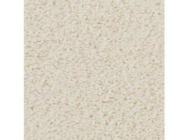 Vorwerk VORWERK Teppichboden »Passion 1001«, Meterware, Velours, Breite 400/500 cm, natur, wollweiß x 6C52