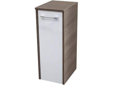 FACKELMANN Badunterschrank »Malua«, Breite 25,5 cm, weiß, Türanschlag rechts, weiß