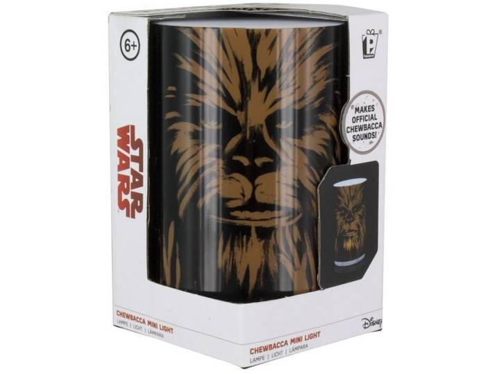 Paladone Fanartikel »Star Wars EP 8 Chewbacca M...