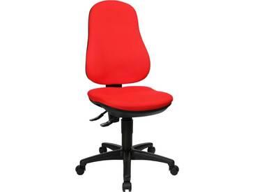 TOPSTAR Bürostuhl »Point 70«, rot, rot