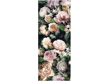 Komar Vlies Fototapete »Victoria Black Panel«, rosa, (B/H): 100/250 cm, rosa