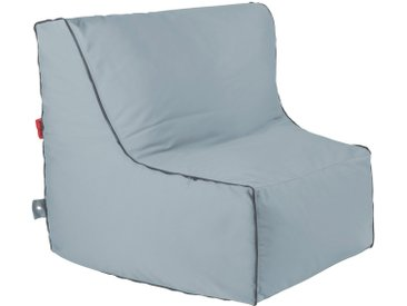 OUTBAG Sitzsack »Piece w/zipper Plus«, wetterfest, für den Außenbereich, BxT: 90x115 cm, grau, grau