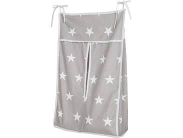 Roba® Roba Windelorganizer, »Little Stars«, grau/weiß