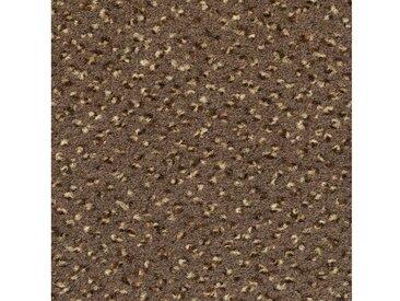 Vorwerk VORWERK Teppichboden »Passion 1006«, Meterware, Velours, Breite 400/500 cm, braun, braun/dunkelbraun x 7F91