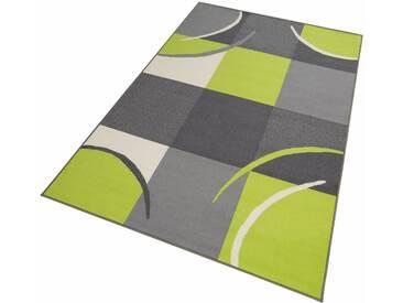 THEKO Teppich »Marco«, rechteckig, Höhe 6 mm, grün, 6 mm, grün
