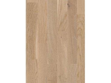 PARADOR Parkett »Basic, eiche matt-weiß SB«, braun, 1 Paket (2,19 m²), braun