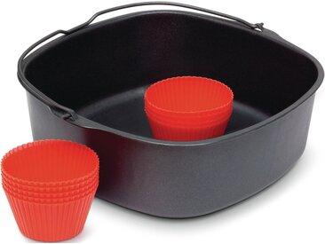 Philips Backeinsatz HD9952/00 XXL-Backform + 9 Muffin Cups