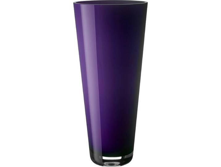 Villeroy & Boch große Vase Dark Lilac »Verso«, lila, lila