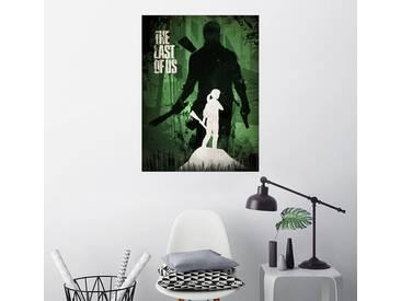 Posterlounge Wandbild - Albert Cagnef »The Last Of Us«, bunt, Alu-Dibond, 120 x 160 cm, bunt