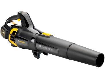 McCulloch MCCULLOCH Akku-Laubbläser »Li-58 GB, 00096-76«, 209 km/h Blasgeschwindigkeit