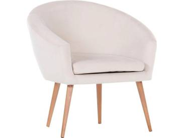 Gutmann Factory Sessel »Pietro« in toller Farbvielfalt, natur, creme