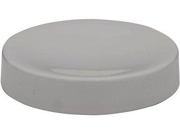 RIDDER Seifenschale »Pure«, rund, grau, grau