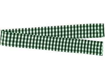 VHG Raffhalter Landhaus, »Resi« (1 Stück), Leinenoptik, Karo, grün, 1 Teil, grün