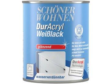 SCHÖNER WOHNEN-Kollektion Schöner Wohnen Farbe Weißlack »DurAcryl glänzend, 750 ml«, weiß, weiß