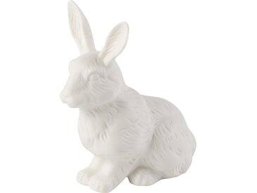 Villeroy & Boch Deko-Hase klein sitzend »Easter Bunnies«, weiß, 12cm, weiß
