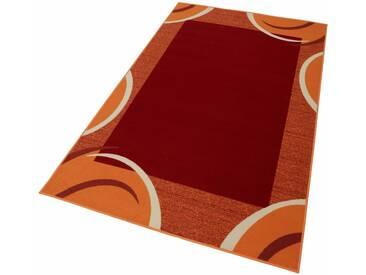 THEKO Teppich »Loures«, rechteckig, Höhe 6 mm, braun, 6 mm, terra