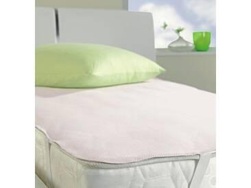 IBENA Matratzenauflage, »Pure Aktiv Soft 5672«, Ibena, Wasserdicht durch innenliegende PE/PP-Sperrschicht