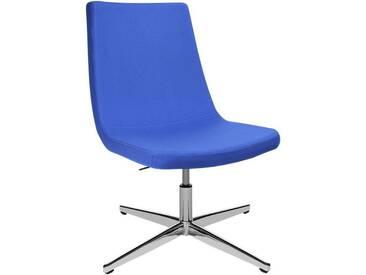 TOPSTAR Besuchersessel ohne Armlehnen »Sitness Lounge 20«, blau, blau