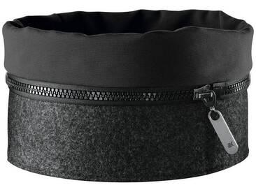 WMF Korb, Ø 22,5 cm »Zipp«, schwarz, 11 cm, Ø 23 cm, schwarz
