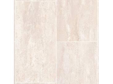 Andiamo ANDIAMO Vinyl-Boden »Coruna beige«, Meterware in 400 cm Breite, natur, 400 cm x 1, beige