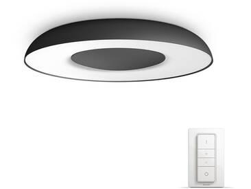 Philips Hue LED Deckenleuchte »Still«, schwarz, schwarz