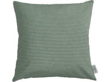 Tom Tailor Kissenhülle »Petty«, grün, Baumwolle-Polyester, grün