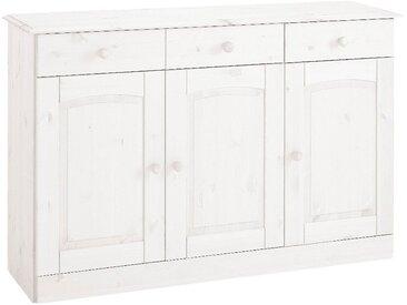 Home affaire Unterschrank »Sylt« Breite 122 cm, weiß, weiß
